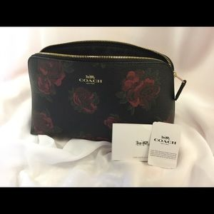 Coach Makeup Bag NEW WITH TAGS